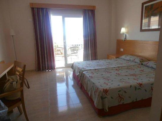 Garden Playanatural Hotel & Spa: habitacion