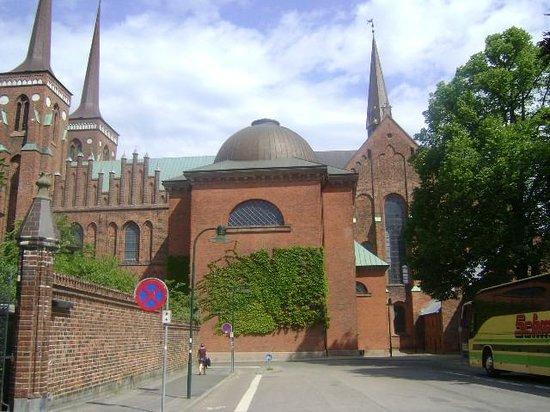 Catedral de Roskilde, Dinamarca.