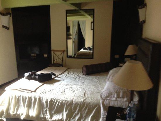 Casa Quetzal Hotel: Bedroom