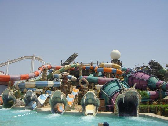 Yas Waterworld Abu Dhabi: Rutsche
