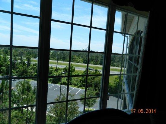 WorldQuest Orlando Resort: Janela