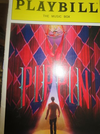 Pippin The Musical: Pippin Playbill