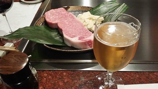 Steak Misono Osaka: Kobe