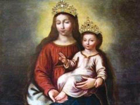 Sanctuaire Notre-Dame de Graces : Apparition