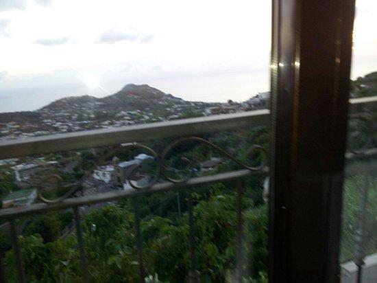 Al Comignolo: Vista dalla sala