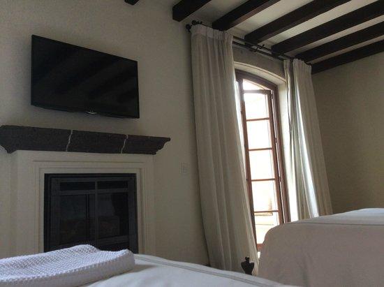 Rosewood San Miguel de Allende: Area de television
