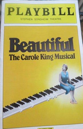 Beautiful -  The Carole King Musical: Beautiful
