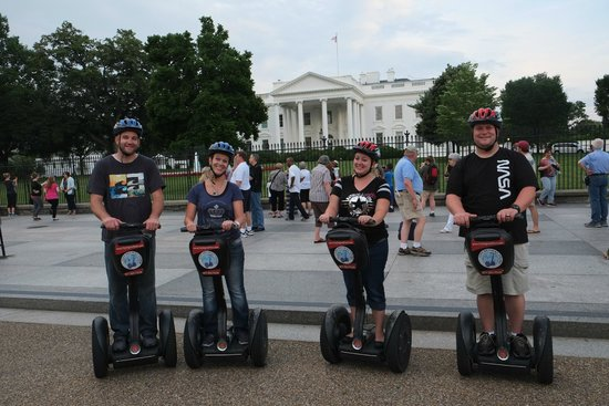 City Segway Tours of Washington, DC : Washington DC Segway Tour