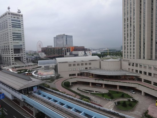 Hilton Tokyo Odaiba: Beauty view; not necessary to pay more for a better