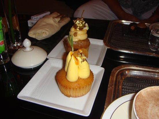 Emirates Palace Hotel: Törtchen