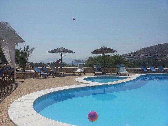 Villa Anna Maria: Het mooie zwembad
