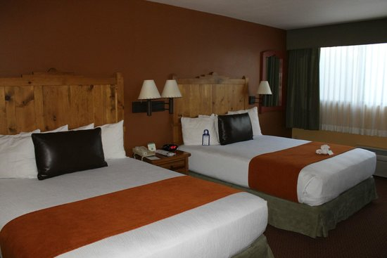 BEST WESTERN PLUS Rio Grande Inn: camera