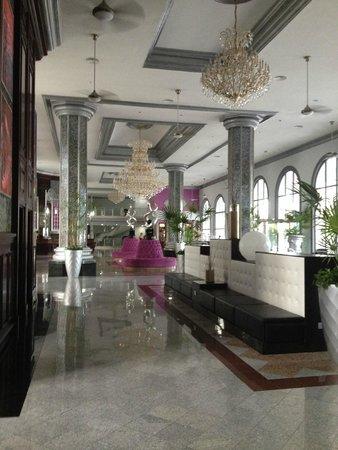 Hotel Riu Palace Mexico: Reception