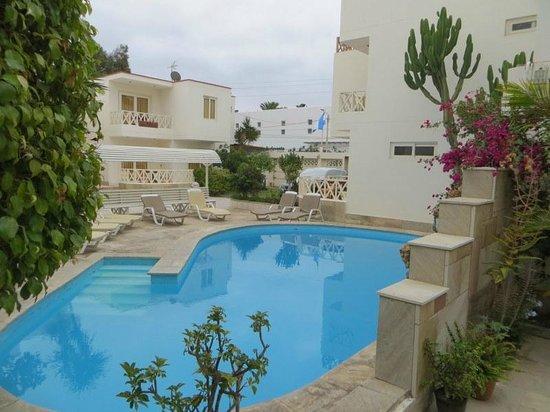 Hotel Emancipador: hotel pool