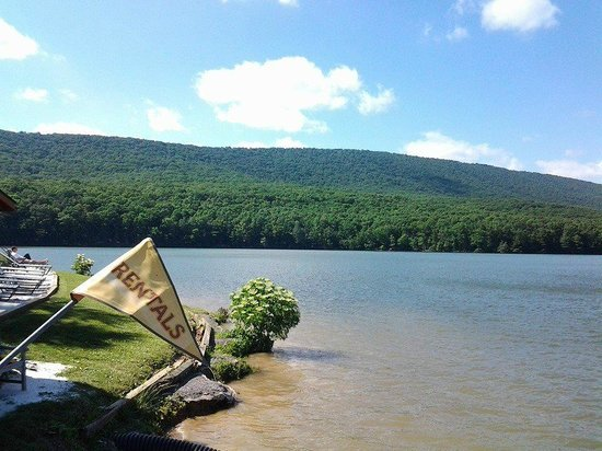 Rocky Gap Casino Resort: Another lake view