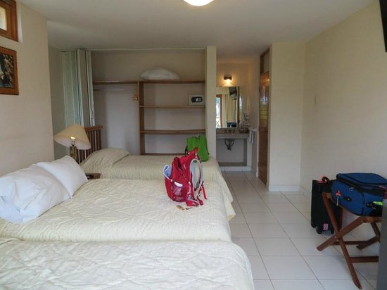 Hotel Emancipador: Room 206