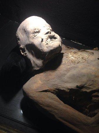 Museo De Las Momias de Guanajuato: mummy