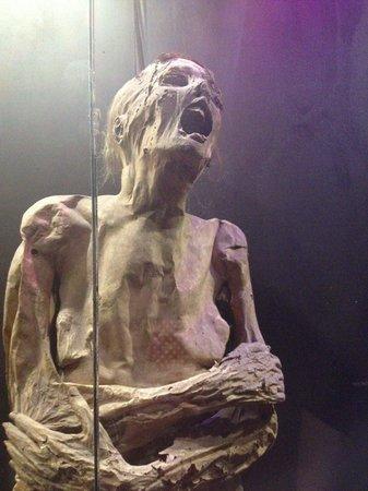 Museo de las Momias de Guanajuato: very scary