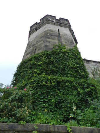 Eastern State Penitentiary: Outside the penitentiary