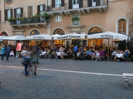 Vacanze Romane in Piazza Navona: Exterior
