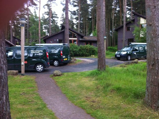 Centre Parcs Whinfell Forest: Three to mend a fuse?