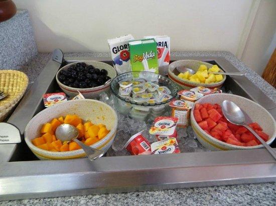 Casa Andina Classic Nasca: breakfast