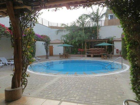 Casa Andina Classic Nasca: hotel pool
