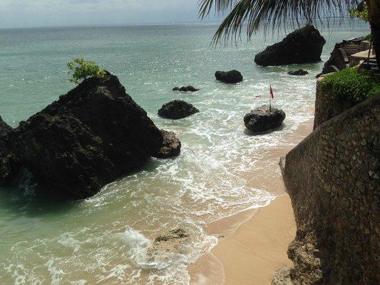 RIMBA Jimbaran BALI by AYANA: seaside view