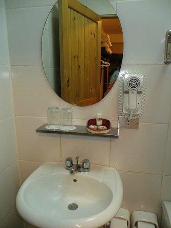 Casa Andina Classic Nasca: room 219 bathroom