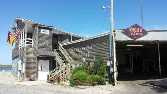 Fisherman's Wharf Restaurant: Fisherman's Wharf - Wanchese, NC