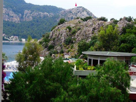 Turunc Hotel: Sea view