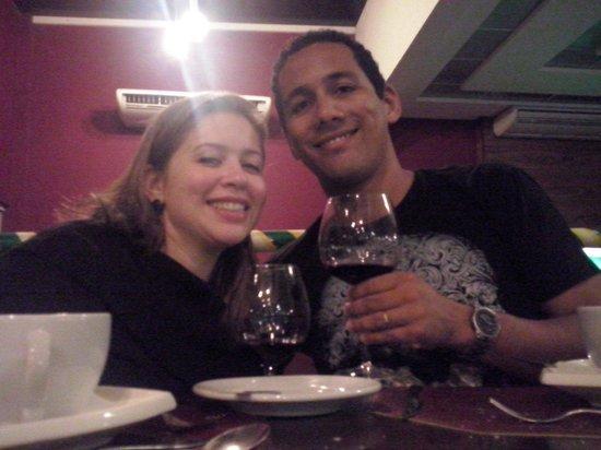 Chef Lopes, no Centro de Foz do Iguaçú. Chic, elegante e com preço justo. Recomendado.