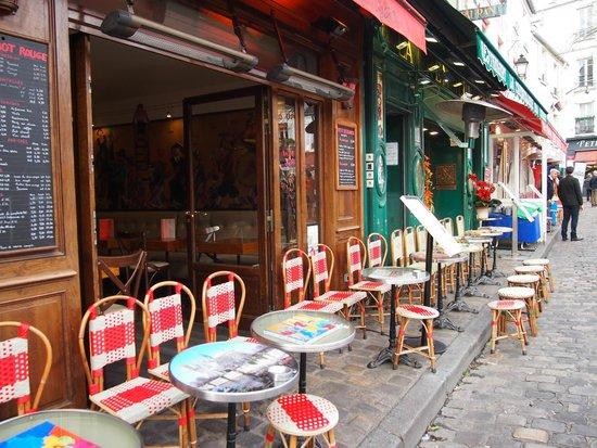 Montmartre: Bar típico