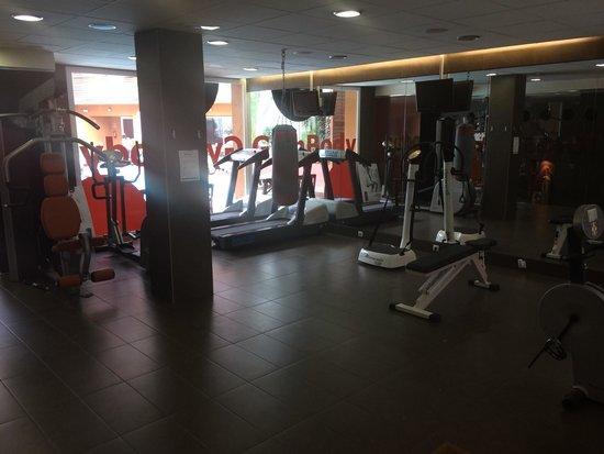 Alegria Plaza Paris : Gym