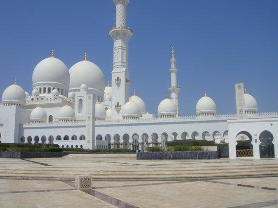 Sheikh  Zayed Mosque: Moschee