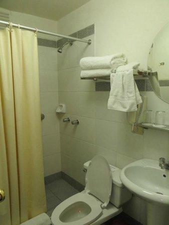 Casa Andina Standard Arequipa : room 103 bathroom