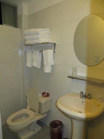 Casa Andina Standard Arequipa : Room 235 bathroom