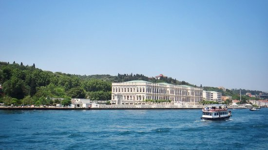 Bosphorus Strait: Sailing in the Bosphorous