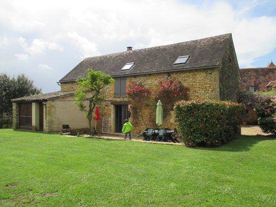 Hameau du Castanet: La grange