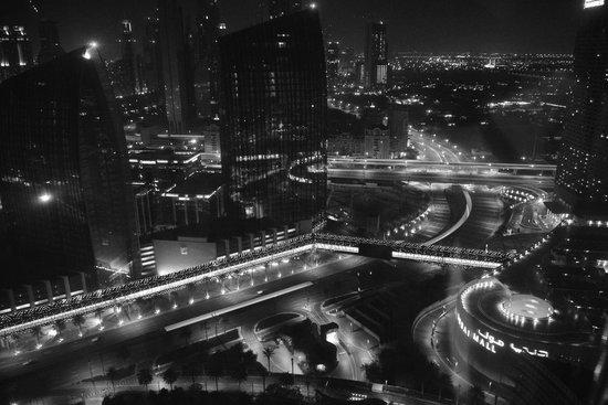 Armani Hotel Dubai: Vista