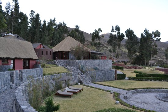 Colca Lodge Spa & Hot Springs - Hotel: View of the rooms