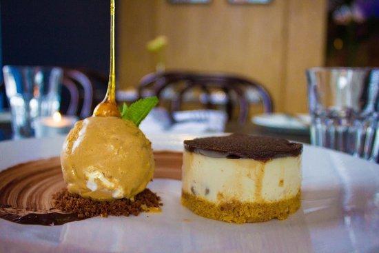 De Lacy's Steak & Seafood Restaurant Drogheda : De Lacy's Cheesecake