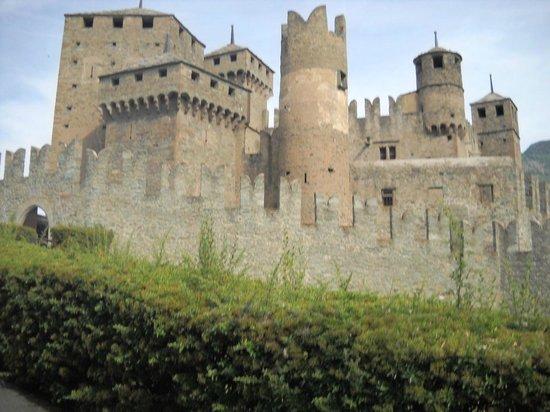 Castello di Fénis: il castello