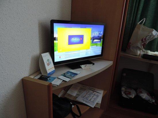 Ibis Namur Centre : TV