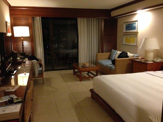 Wailea Beach Resort – Marriott, Maui: The room
