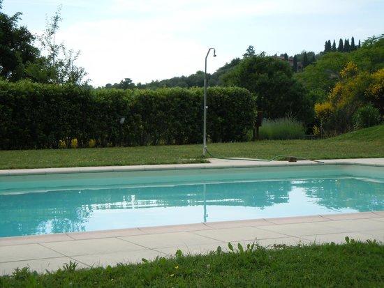 Agriturismo Podere Lamberto: zwembad