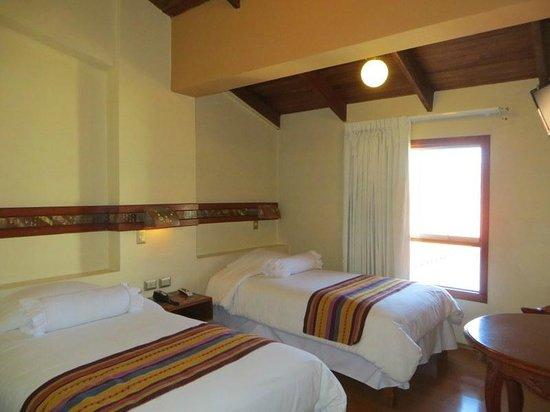 Hotel Taypikala Cusco : room 304