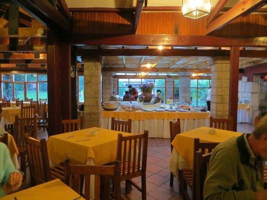 San Agustin Urubamba Hotel : breakfast