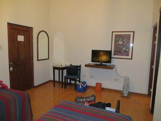 San Agustin Urubamba Hotel: room 236
