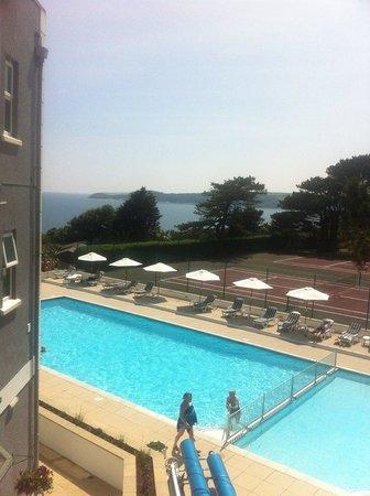 The Carlyon Bay: Feels like summer